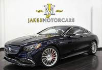 2016 Mercedes-Benz S-Class S65 AMG V12 BI-TURBO Coupe~ $246,475 MSRP! ~ $121,000 OFF NEW!