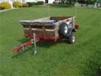 4' x 6' utility trailer
