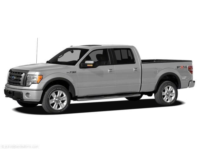 Photo Used 2011 Ford F-150 in Berlin CT