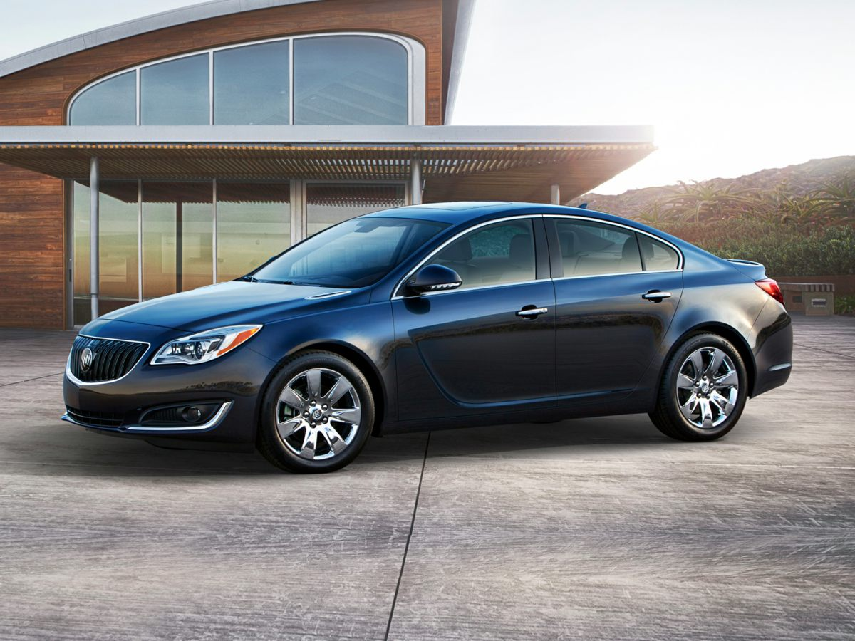 Photo Used 2016 Buick Regal Turbo in West Palm Beach, FL