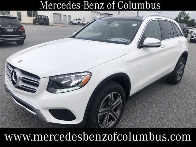 Photo Certified Pre-Owned 2019 Mercedes-Benz SUV GLC 300 in Columbus, GA