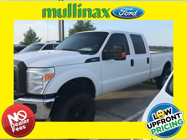 Photo Used 2016 Ford F-250 W 6 Lift, 35 OFF Road Tires, 20 Rims Truck Crew Cab V-8 cyl in Kissimmee, FL