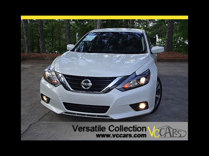 Photo 2016 Nissan Altima 2.5 SR Sports Back Up Camera XM BT Power Seat Allo