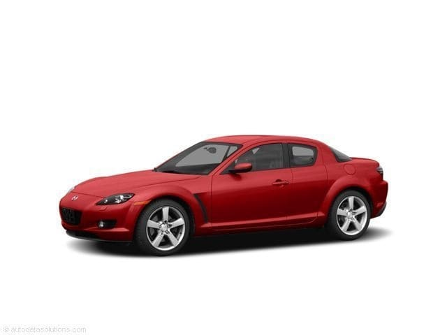 Photo Used 2004 Mazda RX-8 6 Speed Manual Coupe in Bowie, MD