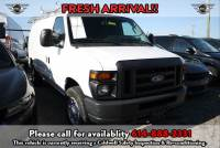 Pre-Owned 2014 Ford E-250 Commercial RWD Cargo Van