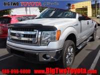 Used 2014 Ford F-150 XLT 4x2 XLT SuperCrew Styleside 5.5 ft. SB in Chandler, Serving the Phoenix Metro Area
