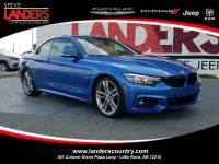 PRE-OWNED 2018 BMW 4 SERIES 430I RWD CONVERTIBLE