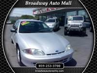 2002 Chevrolet Cavalier Sedan