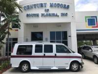 1997 Chevrolet Chevy Cargo Van Conversion Van 7 Passenger A/C Running Boards