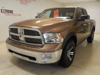 2011 Ram 1500 4WD Quad Cab 140.5 Big Horn Truck Quad Cab 4x4 For Sale | Jackson, MI