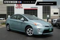 Used 2013 Toyota Prius 5dr HB Four