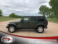 2009 Jeep Wrangler Unlimited RWD 4dr Sahara