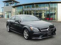 Certified Pre-Owned 2016 Mercedes-Benz CLS 550 4MATIC®