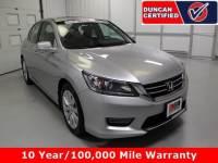 Used 2013 Honda Accord Sdn For Sale at Duncan's Hokie Honda | VIN: 1HGCR2F83DA223193