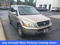 Pre-Owned 2005 Honda Pilot EX-L w/Rear Ent System SUV