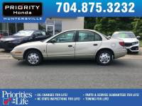 Used 2001 Saturn SL1 For Sale in Huntersville NC | Serving Charlotte, Concord NC & Cornelius.| VIN: 1G8ZH52821Z200661