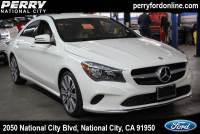 2018 Mercedes-Benz CLA 250 Base, San Diego CA
