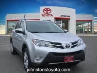 2013 Toyota RAV4 4WD Limited SUV 4x4