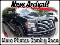 2010 Ford F-150 Harley-Davidson Truck SuperCrew Cab Gas/Ethanol V8 330