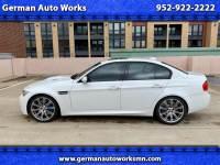 2011 BMW M3 4dr Sdn