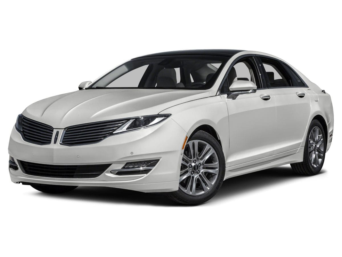 Photo Used 2016 Lincoln MKZ Base Sedan EcoBoost I4 GTDi DOHC Turbocharged VCT in Miamisburg, OH