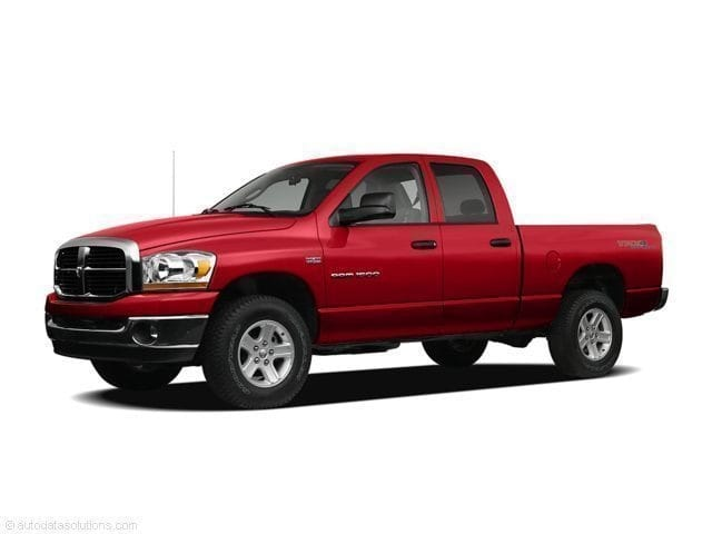 Photo Used 2007 Dodge Ram 1500 Big Horn Truck for sale in Midland, MI