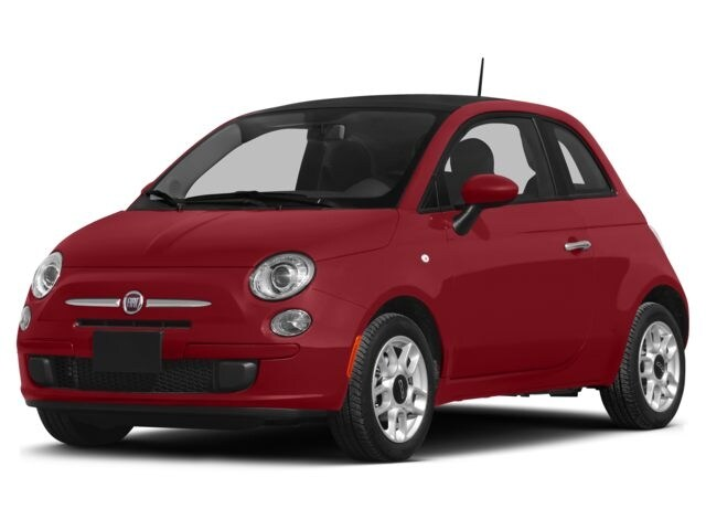 Photo Used 2015 FIAT 500 Pop Hatchback in Merced, CA