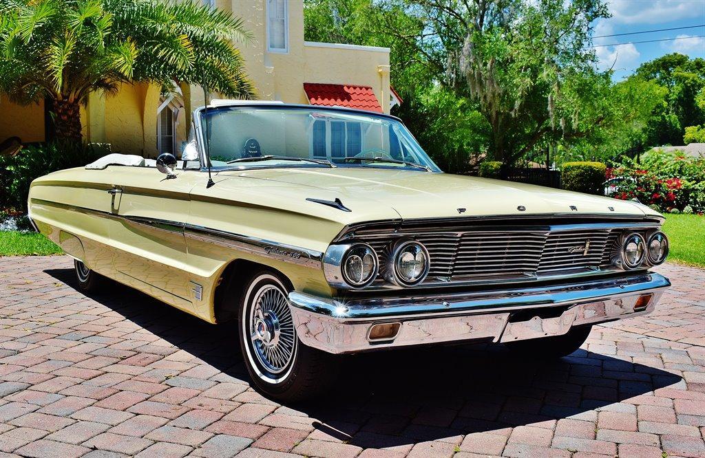 Photo 1964 Ford Galaxie 500