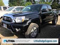 Used 2015 Toyota Tacoma 4x4 V6 Truck Access Cab in Eugene