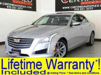 2017 Cadillac CTS LUXURY NAVIGATION SUNROOF REAR CAMERA HEATED COOLED LEATHER SEATS APPLE CAR