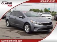 Used 2017 KIA Forte EX For Sale in Olathe, KS near Kansas City, MO