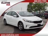 Used 2018 KIA Forte LX For Sale in Olathe, KS near Kansas City, MO
