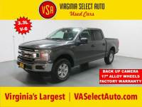 Used 2018 Ford F-150 XLT Crew Cab 4x4 Truck for sale in Amherst, VA