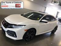 Pre-Owned 2017 Honda Civic Sport Touring Hatchback in Oakland, CA