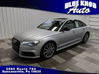 2018 Audi A6 2.0T Sedan in Duncansville | Serving Altoona, Ebensburg, Huntingdon, and Hollidaysburg PA