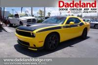 Certified Used 2018 Dodge Challenger T/A Plus Coupe in Miami