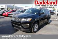 Certified Used 2018 Jeep Compass Sport SUV in Miami