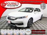 2016 Honda Accord EX-L w/ Leather,Sunroof,Heated Front Seats, And Backup Camera.