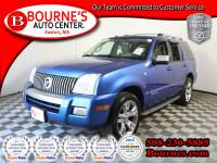 2010 Mercury Mountaineer AWD Premier w/ Navigation,Leather,Sunroof,Heated Seats And Rear Entertainment System.