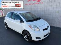 Pre-Owned 2009 Toyota Yaris Hatchback Front-wheel Drive in Avondale, AZ