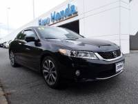 Pre-Owned 2013 Honda Accord EX-L V-6 Coupe
