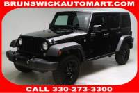 Certified Used 2017 Jeep Wrangler JK Unlimited Sport 4x4 in Brunswick, OH, near Cleveland