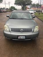 Pre-Owned 2005 Mercury Montego Premier Front Wheel Drive Cars