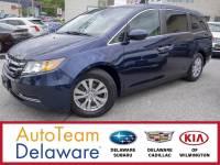 Used 2016 Honda Odyssey SE for Sale in Wilmington, DE