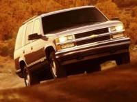 Used 1999 Chevrolet Tahoe Z71 4WD Z71 For Sale in Seneca, SC