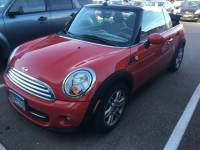 Used 2011 MINI Cooper Base Convertible For Sale in Shakopee