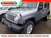 2018 Jeep Wrangler JK Unlimited Sport SUV 4x4