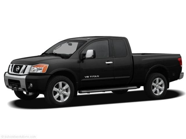 Photo 2010 Nissan Titan SE Truck King Cab