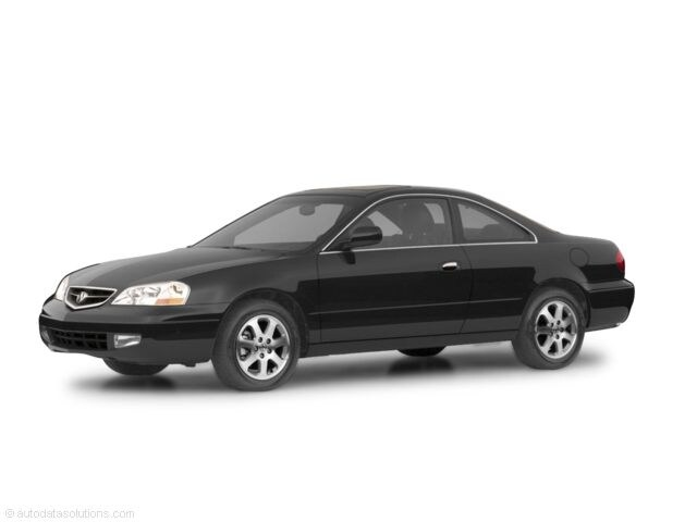 Photo Used 2002 Acura CL 3.2 Coupe in Bowie, MD