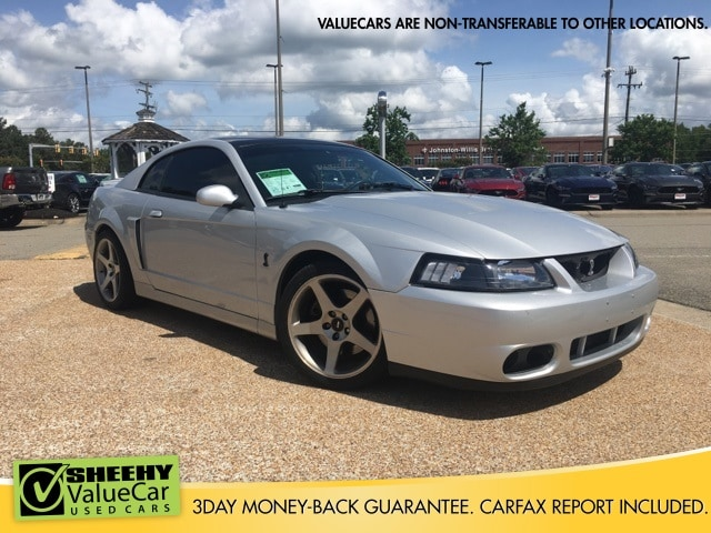 Photo 2003 Ford Mustang Cobra Coupe V-8 cyl